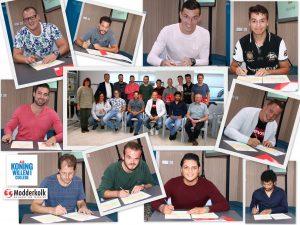 Diploma-uitreiking 2018, Modderkolk Bedrijfsschool BBL