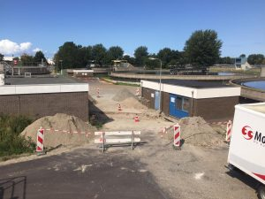 AWZI katwijk Modderkolk project watermanagement