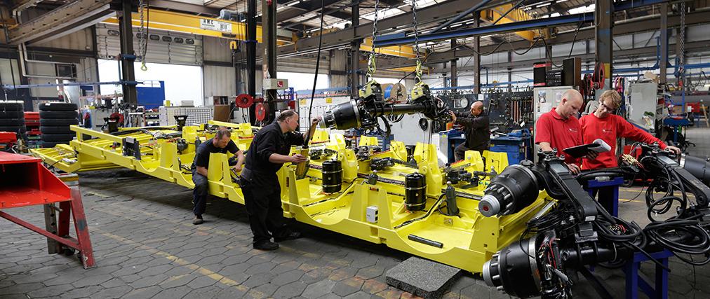 modderkolk industriële automatisering