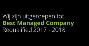 Modderkolk Best managed Company 2017-2018