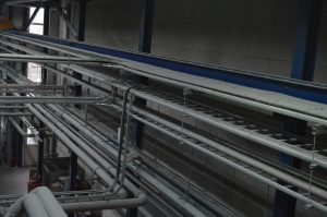 4PET verhuizing, uitbreiding en updat installaties