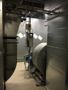 Elektra en meet- en regeltechniek project Modderkolk bij industriële klant