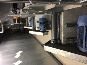 Elektra & meet- en regeltechniek voor industriële klant