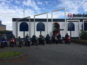 1e Modderkolk motor toerrit Peel & Maas