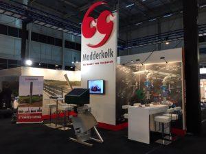 Aqua Nederland Vakbeurs 2019 - innovatie heeft de overhand! Modderkolk