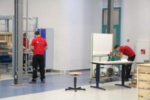 Nieuwe lichting Monteur in Opleiding 2017 Modderkolk