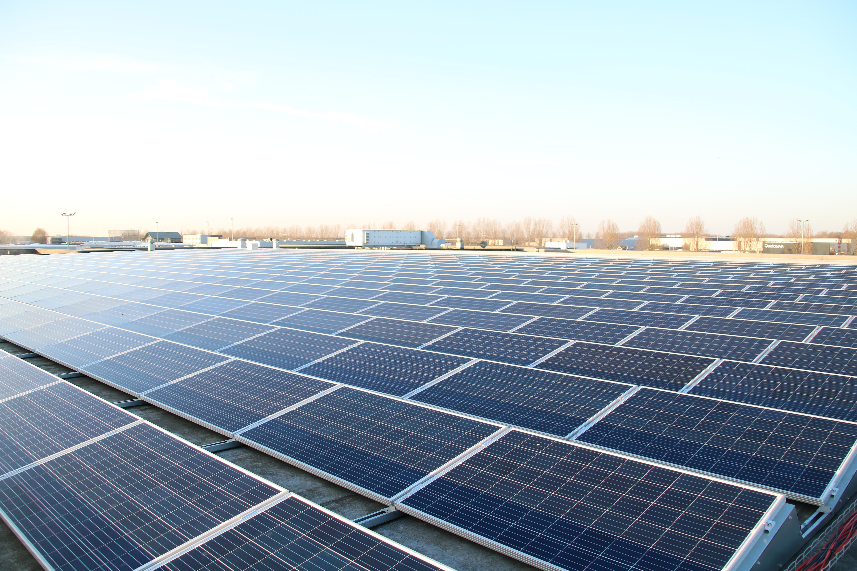 1.944 zonnepanelen geplaatst bij Banken Champignons in Wijchen!