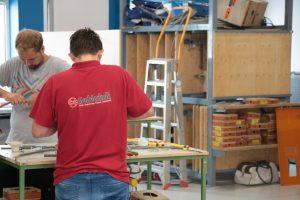 Monteurs in Opleiding Modderkolk Bedrijfsschool