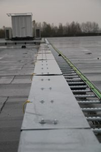 Nieuwe installatie 4PET - Modderkolk - recycling trays
