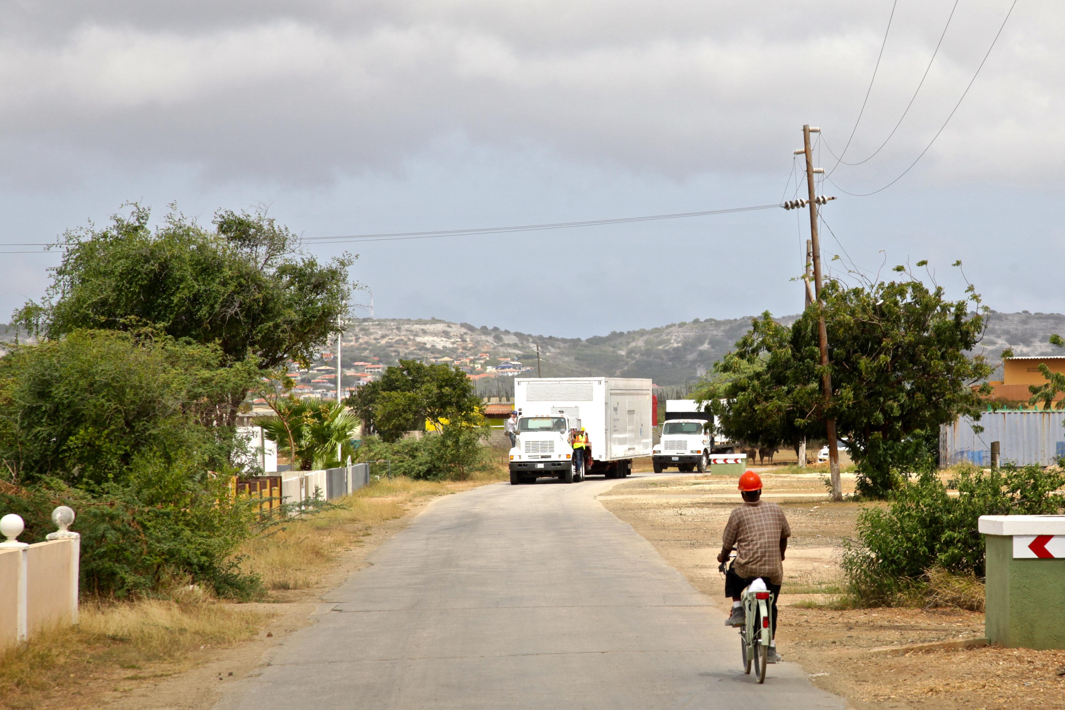 Project op Bonaire: Mobiele operatie-unit biedt uitkomst!