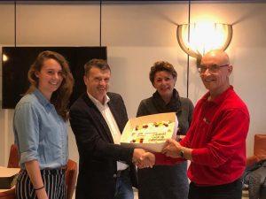 Masterclass bij Modderkolk - Maaswaal college - Wijchen Weet en Doet