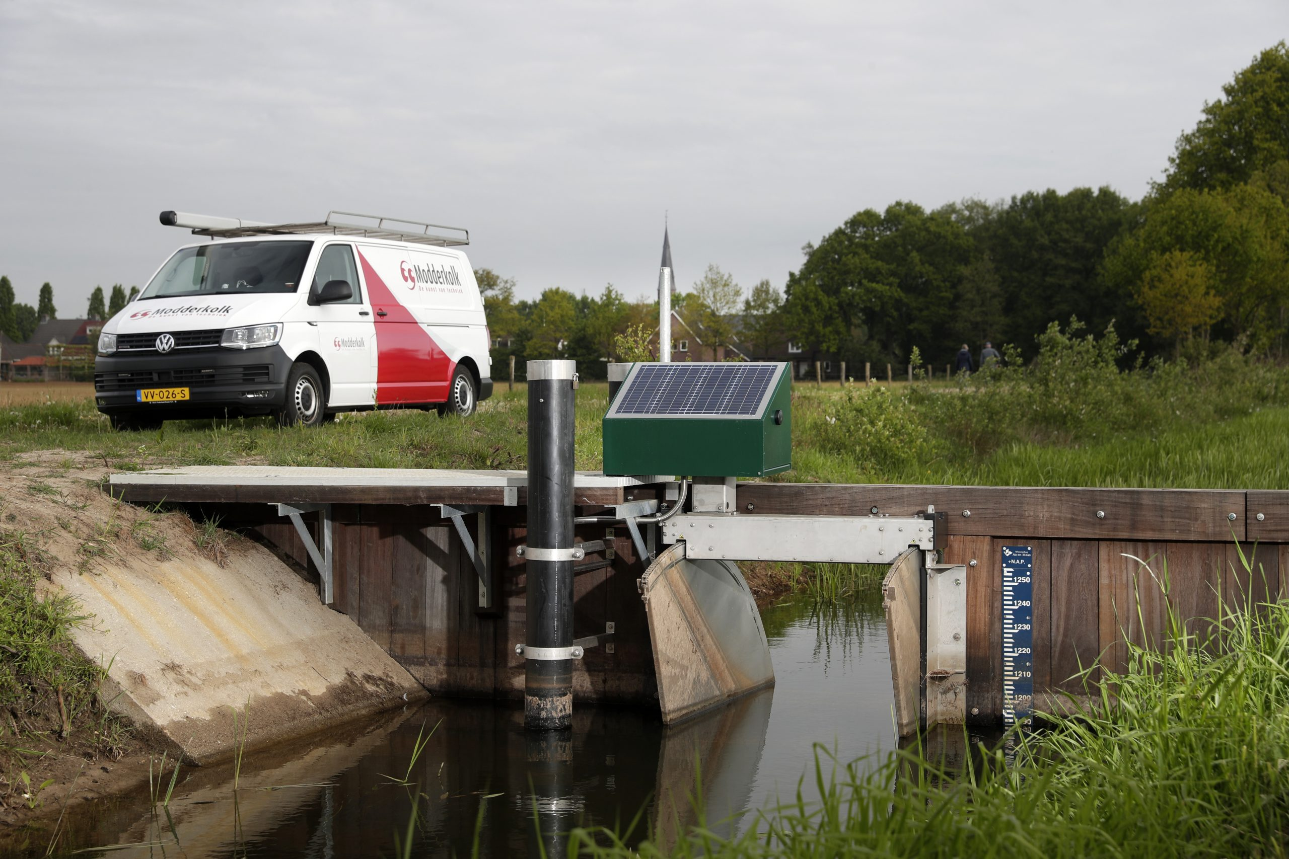 Klaar voor de toekomst: de Compact Stuwbesturing (CSB) en Solar Stuwbesturing (SSB)