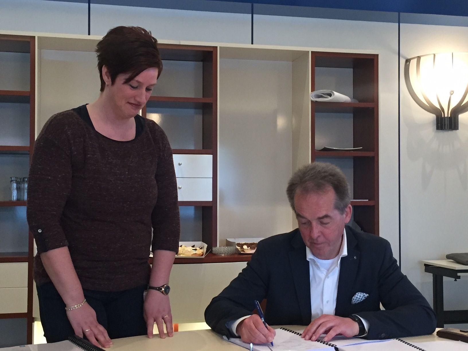 Samenwerking tussen Radboudumc en Modderkolk opnieuw bekrachtigd.