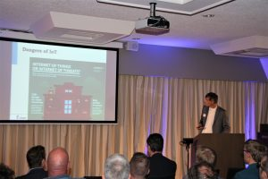 TMX-dag 2017 Prof. van Gelder Modderkolk
