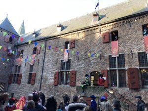 sinterklaas 2019 - Modderkolk - kasteel Herpen