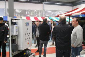 Technische banenmarkt bij Modderkolk
