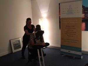 massage 2 dag 3 Week van de Medewerker