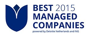 Modderkolk best managed companies 2015 Deloitte