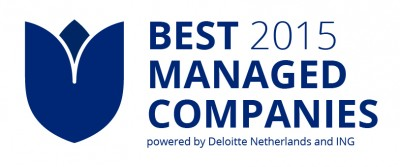 Modderkolk bekroond tot Best Managed Company 2015